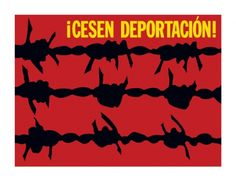 Cesen Deportacion - Ruper Garcia