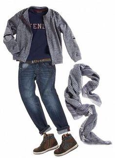 Fendi niños, conjuntos de moda para niños y adolescentes http://www.minimoda.es