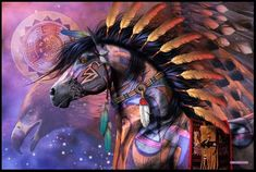 Fantasy art - Native american - Galleries - Page 60