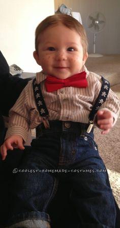 Alfalfa – Cutest Little Rascal Baby Costume... Coolest Homemade Costumes