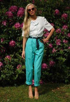 #Vintage John Galliano trousers  £55