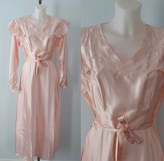 A personal favorite from my Etsy shop https://www.etsy.com/ca/listing/264780190/vintage-nightgown-vintage-nightgowns