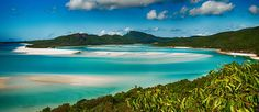 Looking for the perfect destination wedding venue in Australia? Browse our Australia wedding packages and start working with an expert wedding planner today. New Zealand Destinations, Hamilton Island, Parasailing, Queensland Australia, Great Barrier Reef, World Heritage Sites, Day Trip, Wonders Of The World, Places To Go