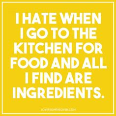 Image result for quotes about dinner's ready