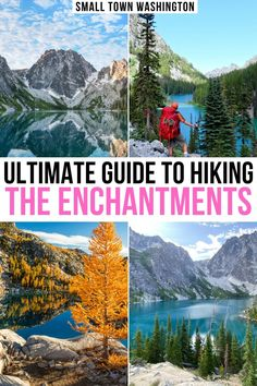 Want to hike the Enchantments in Washington? Backpacking the Enchantments Alpine Lake Wilderness is one of the best hikes in Washington State!Hiking the Enchantments   How to hike the Enchantments   Backpacking the Enchantments   Hiking to Colchuck Lake   Cascades hikes   Washington State hikes   best WA hikes   Enchantments Washington   Enchantments WA   Enchantments permit   camping in the Enchantments   Enchantments Washington backpacking   Washington backpacking trips   Colchuck Lake… The Enchantments, Hiking In Florida, Backpacking Trips, Travel Usa, Travel Tips, Alpine Lake, Adventure Activities, Hiking Tips