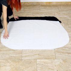 ✔ Diy Manualidades Videos Paso A Paso Diy Home Crafts, Diy Crafts Videos, Diy Home Decor, Baby Room Decor, Room Decor Bedroom, Puff Gigante, Diy Puffs, Baby Pillows, Sewing Techniques