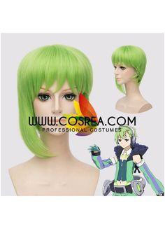Macross Delta Reina Prowler Cosplay Wig