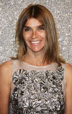 Carine Roitfeld- (ex) French Vogue Editor