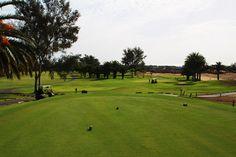 Maspalomas Golf Course 3-rd Tee  http://travellingwizards.com/golf/maspalomas-golf