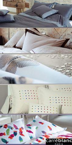 linen, almohadas ,cama y sabanas haciendo juego