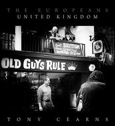 doc! photo magazine presents: The Europeans - United Kingdom - Tony Cearns; doc! #19, pp. 234-253 (239-241)