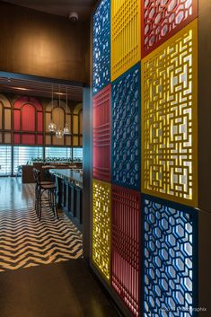 Restaurant Design - When Classic Meets Contemporary - mama oi -