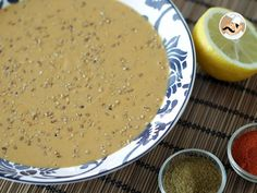 Ricetta Stuzzicherie : Hummus libanese senza tahina da Petitchef_IT