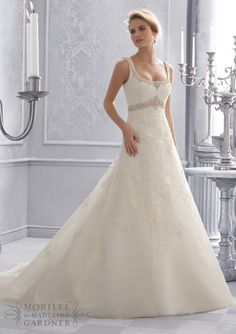 Amazing Bridal Collection From Mori Lee By Madeline Gardner