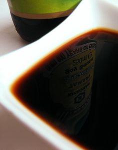 Tamari soy sauce by FotoosVanRobin,