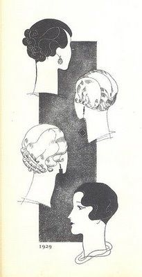 1929 hair styles