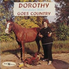 Album Cover - Border Patrol Dorothy Sings to America! - Parody by Dean Hostager - awkward bad fun funny humor humorous picture photo parody old vintage comedy Greatest Album Covers, Classic Album Covers, Music Album Covers, Music Albums, Music Pics, Music Images, Lp Cover, Vinyl Cover, Cover Art