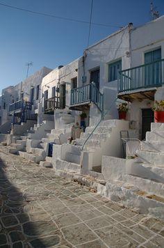 Chora Folegandros, Cyclades_ Greece