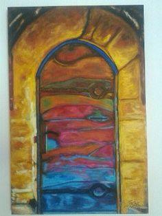 Pintura óleo 2014