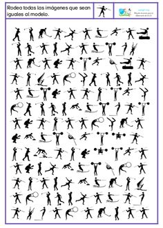 Physical Education Lessons, Kids Education, Special Education, Therapy Activities, Classroom Activities, Learning Activities, Drawing Games For Kids, Visual Perceptual Activities, Free Printable Puzzles