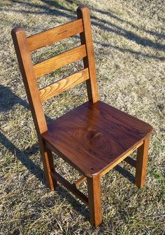 Reclaimed Antique Wormy Chestnut Rustic by BarnWoodFurniture, $229.00