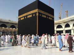 Pilgrimage To Mecca, Building, Travel, Viajes, Buildings, Destinations, Traveling, Trips, Construction