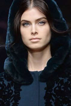 Runway Beauty From London, Milan, and Paris - Fall 2014 Beauty Trends - Harper's BAZAAR