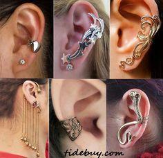 Very stylish - Hearing Aid Fashion #HearBetterLiveBetter #BetterHearingMonth