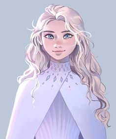 💞 Finally finished Elsa in her ending dress! 😭 oof I started this before I even saw the movie 😅 I'm really… Disney Princess Drawings, Disney Princess Art, Disney Fan Art, Disney Drawings, Disney Concept Art, Princess Luna, Cartoon Girl Drawing, Girl Cartoon, Disney And Dreamworks