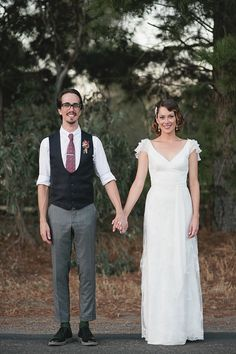 DIY Victoria Wedding at Euroa Butter Factory Modest Wedding Dresses With Sleeves, Wedding Bridesmaid Dresses, Wedding Gowns, Bridesmaids, Lace Weddings, Boho Wedding, Wedding Shot, Country Weddings, Vintage Weddings