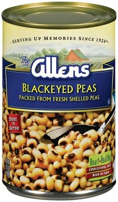 Black Eyed Peas #Recipe for Low Country Southern Stew - New Years Traditions