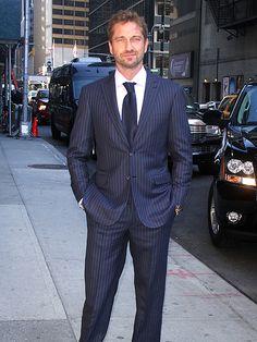 Gerard Butler - Celebrity Central Profile, Gerard Butler : People.com