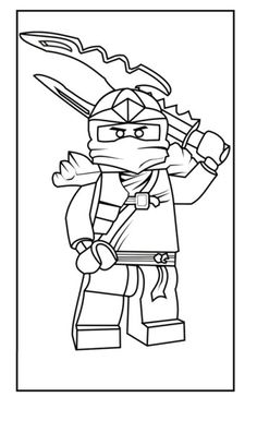 Lego Ninjago Coloring Pages - Free Printable Pictures Coloring . Ninjago Coloring Pages, Coloring Pages To Print, Colouring Pages, Printable Coloring Pages, Coloring Pages For Kids, Coloring Books, Lego Ninjago, Ninjago Party, Lego Birthday Party