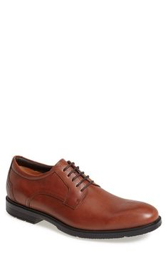 Rockport 'City Smart' Plain Toe Derby (Men)