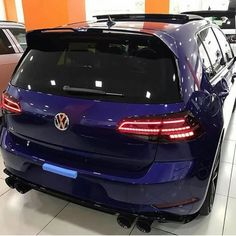 Volkswagen - Golf R Volkswagen Golf Variant, Volkswagen Golf R, Vw Golf Variant, Vw Golf Vr6, Golf 7 Gti, Gti Mk7, Black Audi, Toyota Trucks, Vw Cars