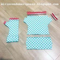 mi rincón de mariposas: Mitones MRdM - con patrón Sewing, Scrappy Quilts, Vestidos, Mittens, Gloves, Clothes Refashion, Butterflies, Creativity, Dressmaking