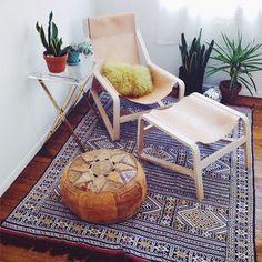 Toro Lounge Chair and Ottoman