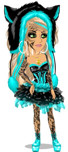 Outfit #48 Moviestarplanet