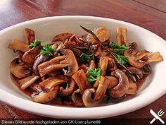 Antipasti - marinierte Champignons, ein sehr schönes Rezept aus der Kategorie Gemüse. Bewertungen: 384. Durchschnitt: Ø 4,4.
