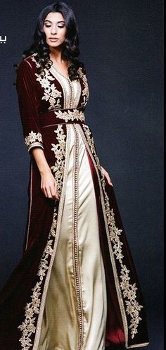 Heavy Velvet Moroccan Kaftan With Hand Work , Find Complete Details about Heavy Velvet Moroccan Kaftan With Hand Work,Moroccan Kaftan With Belt,Dubai Kaftan,Hand Embroidered Kaftans from Islamic Clothing Supplier or Manufacturer-BOLLYWOOD FASHION HUB Morrocan Dress, Moroccan Caftan, Modest Fashion, Hijab Fashion, Fashion Outfits, Islamic Fashion, Indian Fashion, Caftan Dress, I Dress