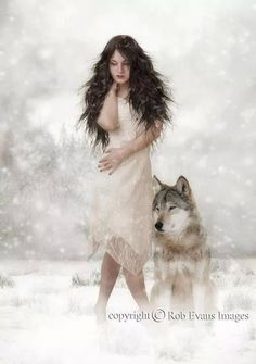 Wolf (power, protection, psychic development) Wolves howl at the moon, they… Wolf Love, Wolf Spirit, My Spirit Animal, Fantasy Wolf, Fantasy Art, Wolf Hybrid, Wolves And Women, Wolf Pictures, Wolf Images