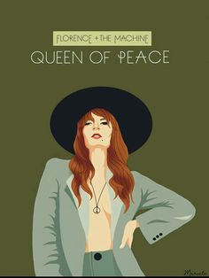 Florence and the Machine - Queen of Peace