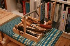 Beautiful Japanese inspired tool tray