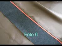BCN - UNIQUE designer patterns: Manual para coser un vivo.