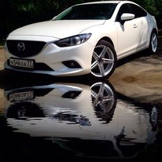 Фото из нашего сообщества  http://ift.tt/1MkVZfw #mazda6gj #mazda #mazda6 #mazdalove #atenza #auto #car #wheels #smotra #white #drive2 #mirror #nicecar #nicepic by mazda6gj