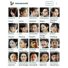 Lee Joong Ki, Hong Jong Hyun, Korean Drama Series, Wang So, Kim Sang, Joo Hyuk, Scarlet Heart, Moon Lovers, Drama Korea