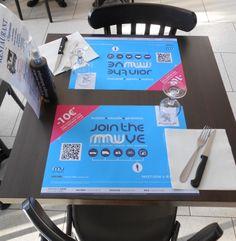 "Campagne de #communication locale Peugeot ""Join the Muve"""