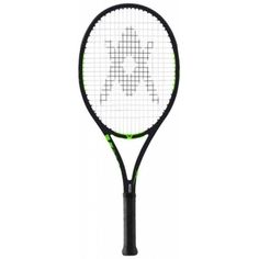 The perfect frame for hard hitting juniors as well as players with good developed technique searching for a medium weight racquet with plenty of pop. At 11.4 oz and in combination with a nearly even balanced frame, the Organix 7 is very maneuverable and provides the performance needed to succeed in today's competitive tennis