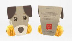 """Talk Dog"" Dog Toy Package - Stephanie Netherton Designs"