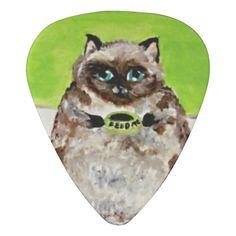 Fluffy kitty pick